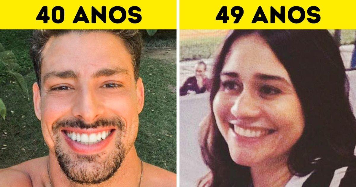 12 Celebridades brasileiras que já passaram dos 40 anos (e quanto mais amadurecem, mais lindas ficam)