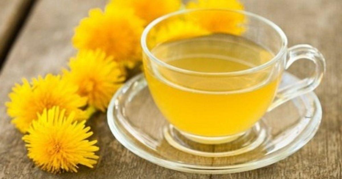 Tome chá dedente-de-leão antes docafé damanhã durante ummês enote astransformações noseu corpo