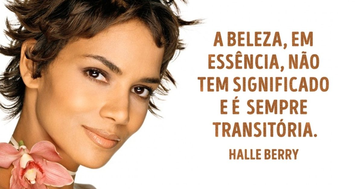 Halle Berry: uma vida deesforço esuperação