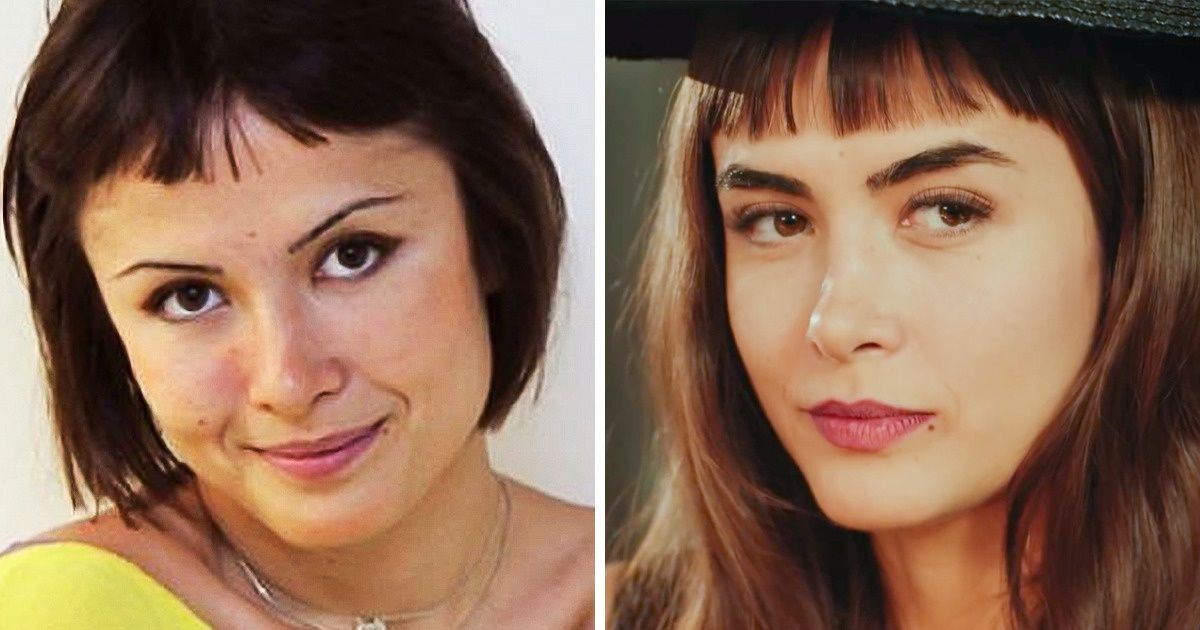 A mudança nas sobrancelhas de 15+ famosas prova que esse detalhe muda tudo