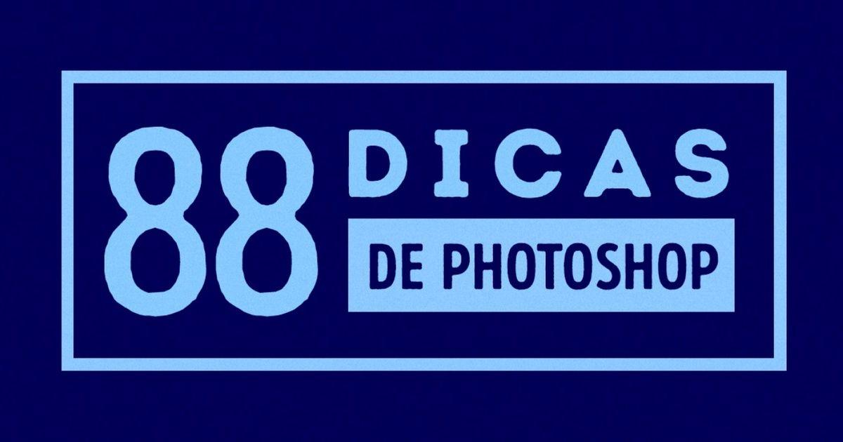 88dicas dePhotoshop