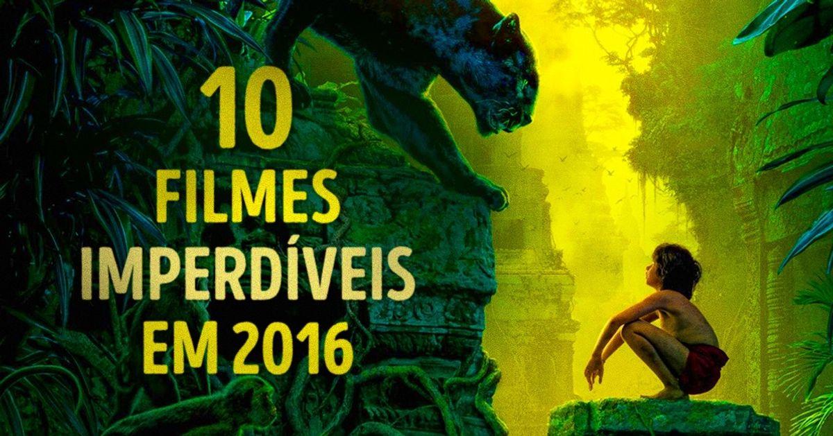 10filmes para ver em2016