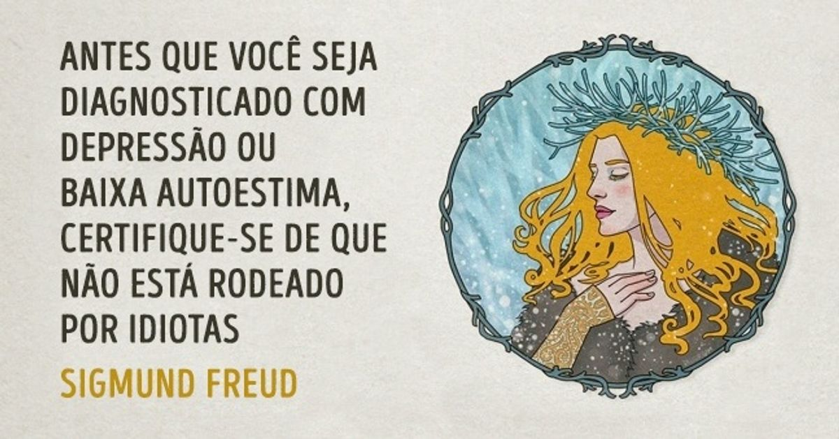 17frases deSigmund Freud que dizem muito sobre nós mesmos