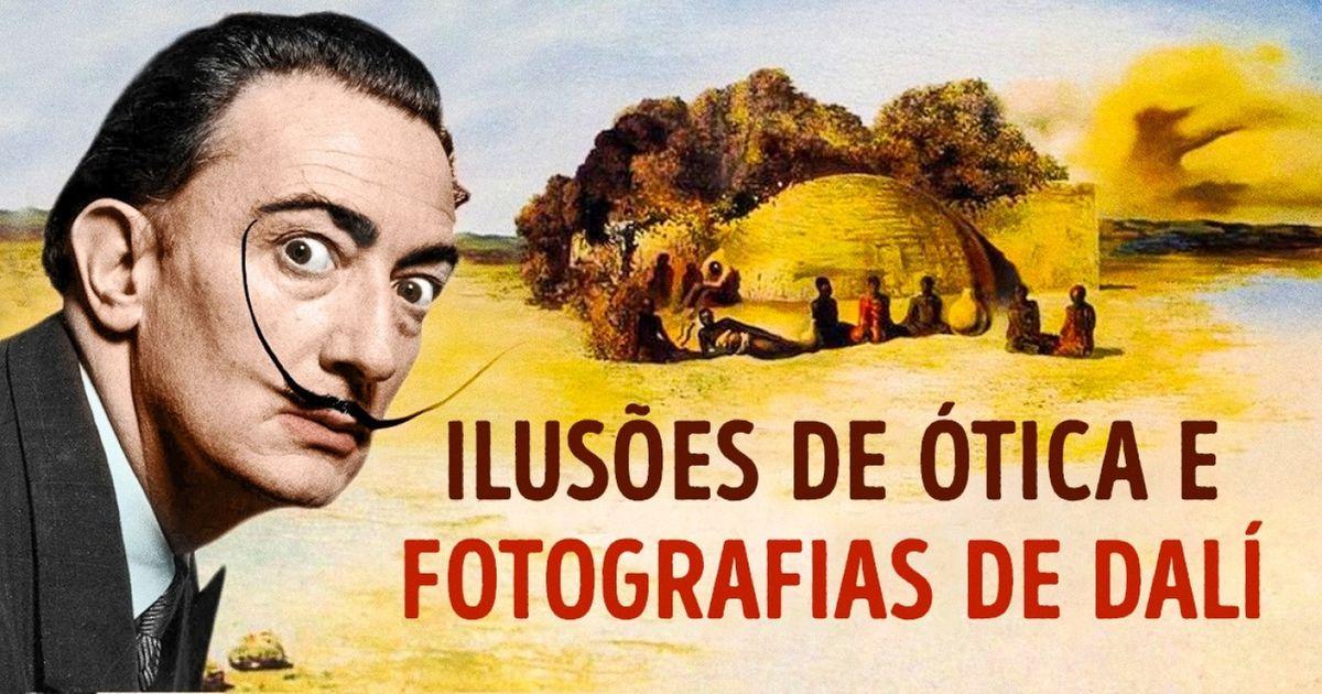 Aarte inesgotável deSalvador Dalí