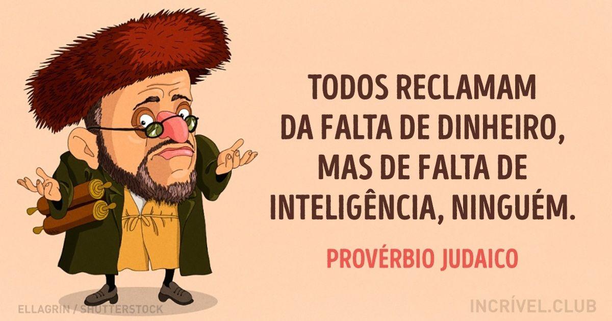 29excelentes provérbios judaicos