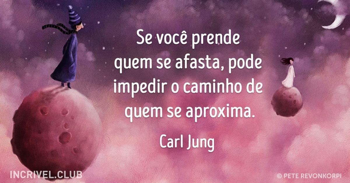 20pensamentos dopsicólogo Carl Jung que podem ajudar naautocompreensão