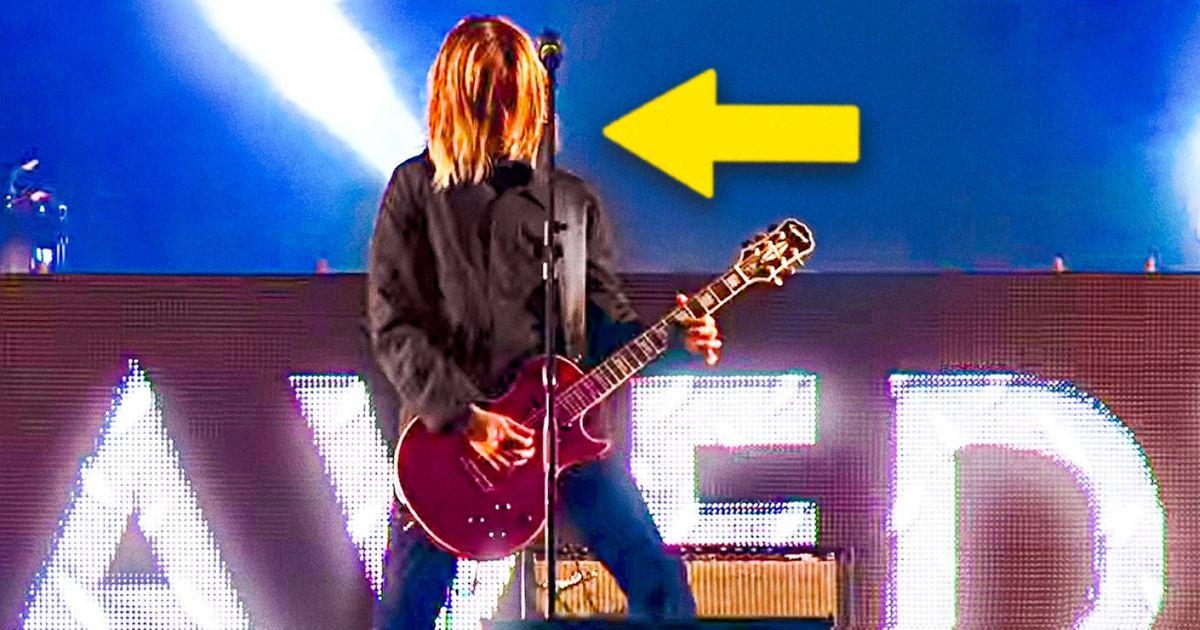Kurt Cobain está vivo