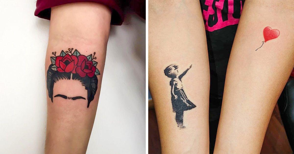 20+ Ideias de tatuagens que provam que é possível unir elegância e delicadeza à arte