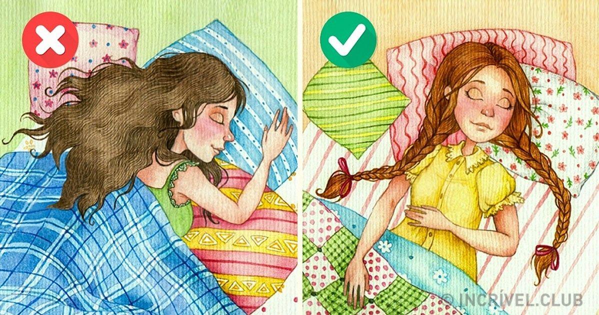 15erros que você deve evitar para manter oseu cabelo saudável
