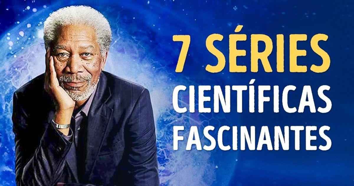 7séries científicas deTV para aumentar seus conhecimentos