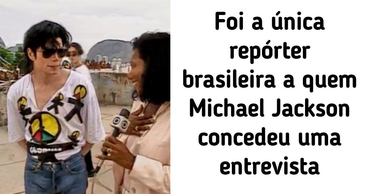 10+ Curiosidades sobre a Glória Maria que fizeram-na a maior e mais querida jornalista do Brasil
