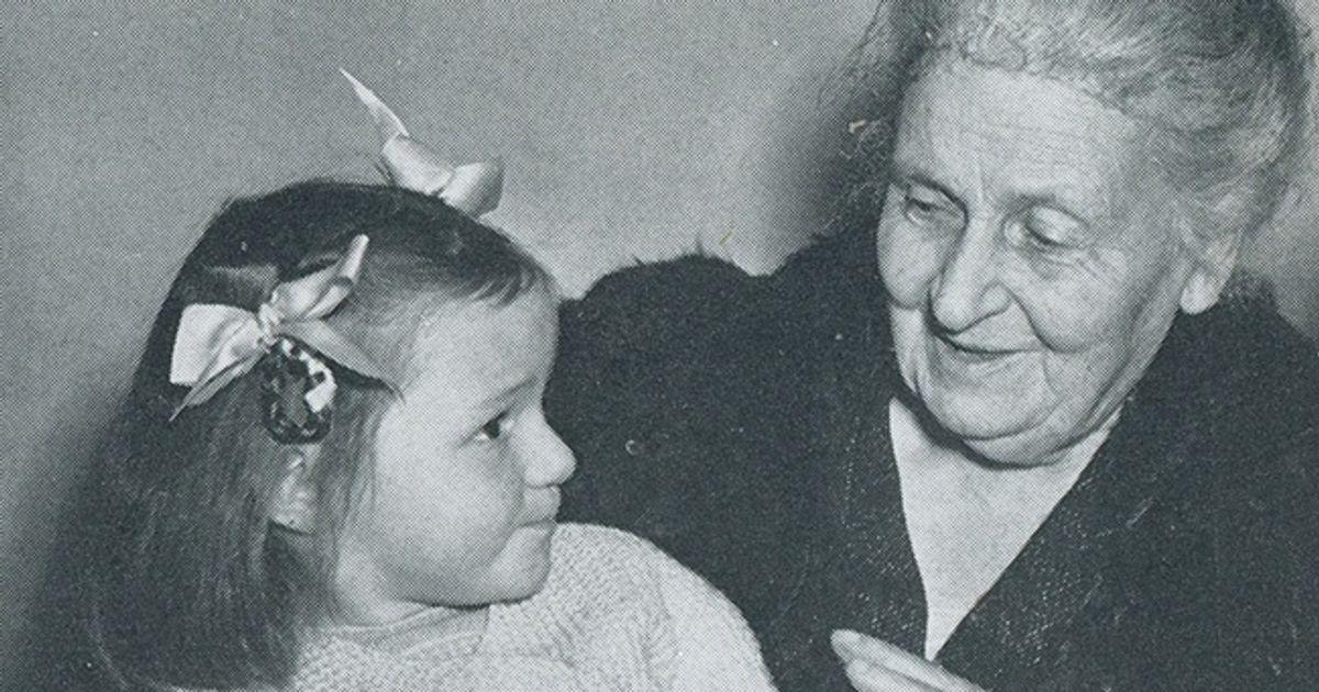 19mandamentos dapedagoga Maria Montessori para ospais