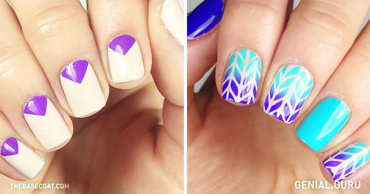 Ideias super originais para uma manicure diferente