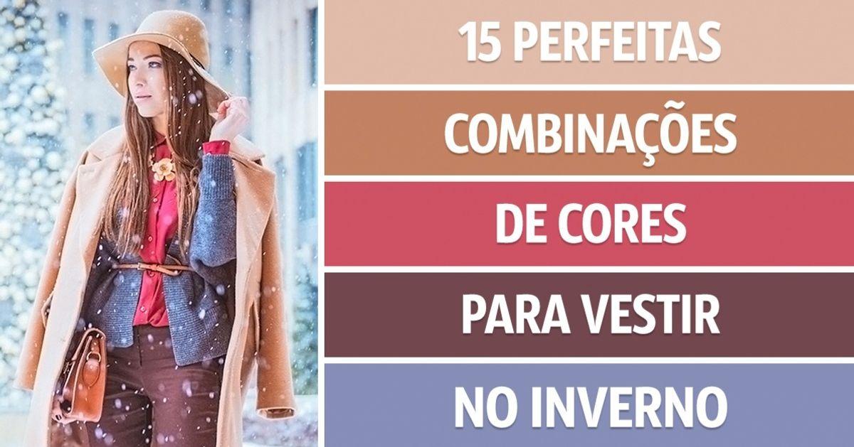 15combinações perfeitas decores para usar noinverno