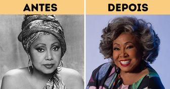 """20 """"Antes e depois"""" de famosas cantoras brasileiras que continuam brilhando com suas vozes únicas"""