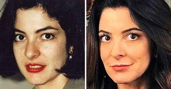 14 Fotos que mostram o antes e depois de apresentadoras queridas da TV brasileira