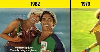 20 Marcas que tinham anúncios publicitários muito diferentes há alguns anos