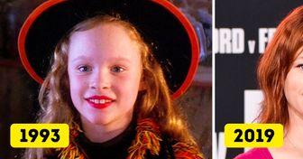 """Veja como estão os personagens do filme """"Abracadabra"""" quase 27 anos após a sua estreia"""