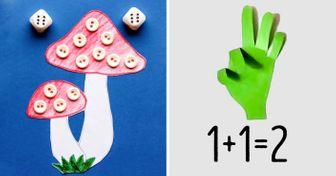 13brincadeiras divertidas para ensinar matemática aoseu filho