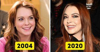 """16 Anos após a estreia de """"Meninas Malvadas"""", mostramos o antes e o depois do elenco"""