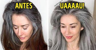 Colorimetrista das celebridades, Jack Martin vem mostrando às mulheres a beleza do grisalho (e ajudando a acabar com a obrigação de tingir)