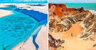 8 Destinos brasileiros incríveis para se viajar durante a baixa temporada
