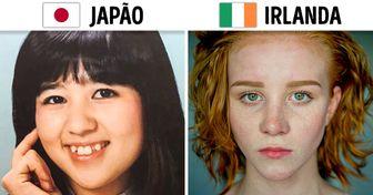 """Como é a aparência da """"mulher ideal"""" em 11 países diferentes"""