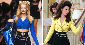 10+ Vezes em que a babá Fran Fine (do seriado The Nanny) nos ensinou sobre moda sem percebermos