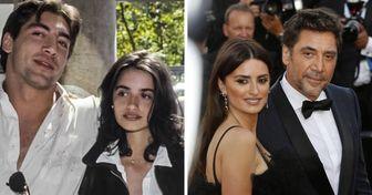 Como Penélope Cruz e Javier Bardem se deram conta de que haviam nascido um para o outro quase 15 anos depois do primeiro beijo deles nas telonas