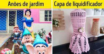 20 Objetos de casa que revelam toda a alma cafona (e maravilhosa) do povo brasileiro