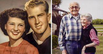 Histórias vividas por casais de idosos que mostram que o amor verdadeiro realmente existe