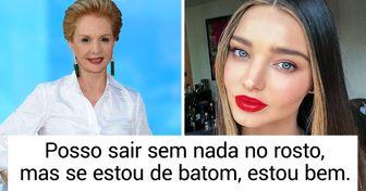 """""""Não use tanto preto"""" e mais 10 dicas de Carolina Herrera para se ver linda em qualquer idade"""