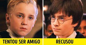 9 Provas de que Draco Malfoy era um cara legal