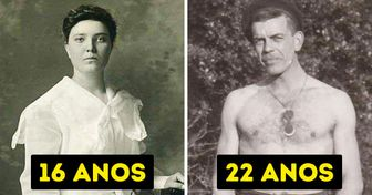 15+ Fotos que mostram como as pessoas envelheciam mais rapidamente no passado