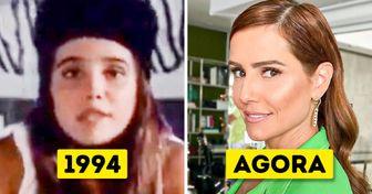 """26 Anos após sua estreia, veja como está o elenco de """"Confissões de Adolescente"""""""