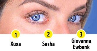 Teste: você consegue adivinhar o nome do artista só de olhar uma parte do rosto?