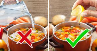 8formas fáceis desalvar pratos que deram errado