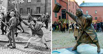 10 Esculturas que não parecem tão surpreendentes até conhecermos a história que escondem
