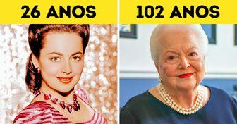 10Atores que chegaram muito bem aos 100 anos deidade