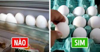 15+ Alimentos que não recomendamos guardar na geladeira (e vamos explicar o porquê)