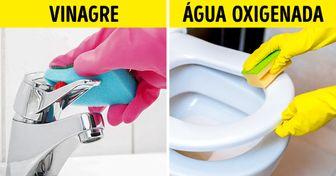Produtos de limpeza naturais que deixam a casa brilhando, preservam sua saúde e o Meio Ambiente