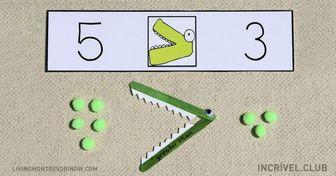 10formas fáceis deensinar matemática para uma criança