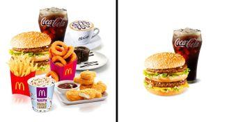 Oque dápara comprar com 10euros emrestaurantes fast food emdiferentes países
