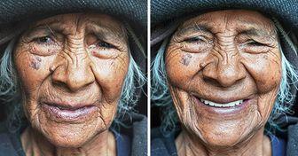 Fotógrafo turco captura a sincera reação de 17 mulheres latinas antes e depois de dizer que elas são bonitas
