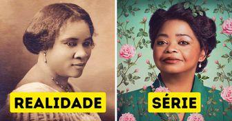 A verdadeira história de Madam C. J. Walker, mulher que inspirou a série da Netflix
