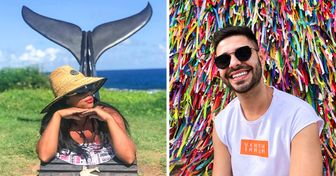 """15+ Poses """"clássicas"""" que todo grande turista brasileiro não consegue evitar"""