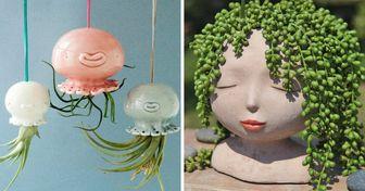 14 Vasos decorativos para dar mais vida e estilo para a sua casa