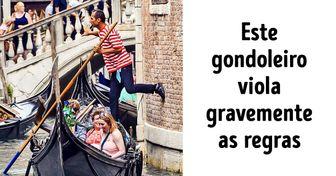 9 Razões dos altos preços de um passeio de gôndola (Agora não só os venezianos as conhecem)