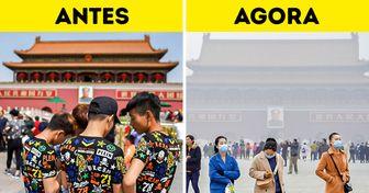 15 Países com problemas de poluição atmosférica que mostram a importância de cuidar do ar que respiramos