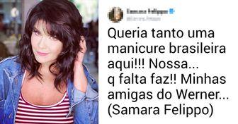 30+ Tuítes sobre o que os brasileiros mais sentem falta quando vão para outro país